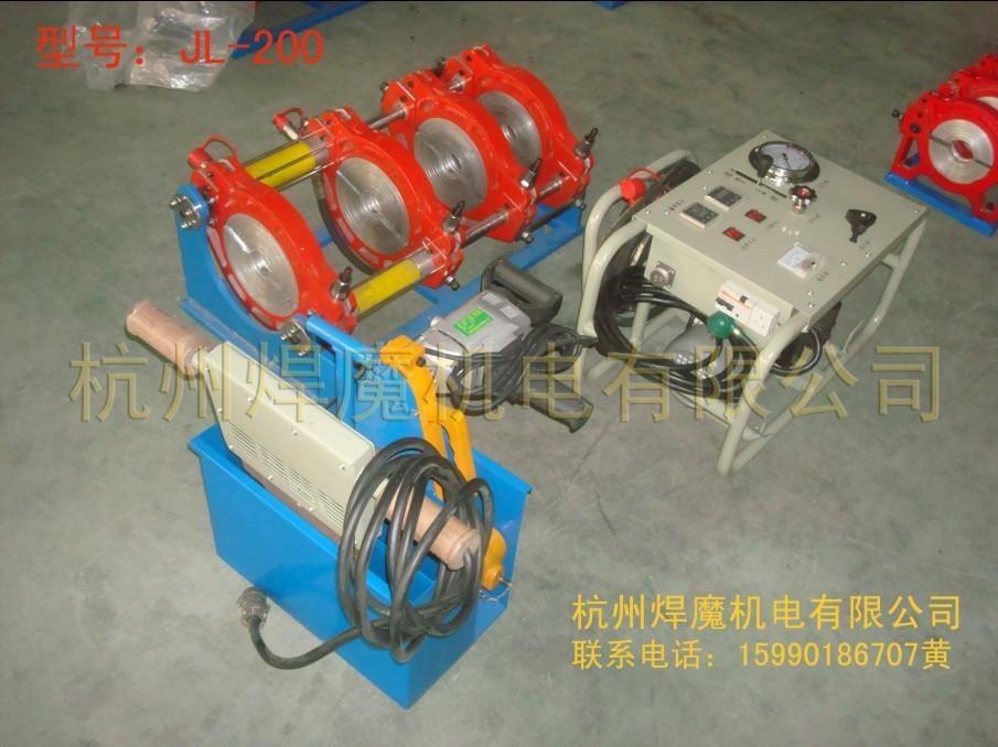 液壓熱熔機 2