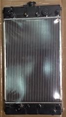 Perkins Aluminum radiator TPN440 U45506580