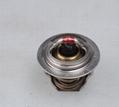 Kubota parts V1505 gasket thermostat 16221-73270