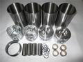 4TNV88 piston ring 129005-22500