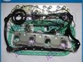 Exhaust Valve 129100-11110 for Yanmar 4TNE88 engine part
