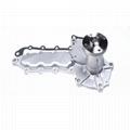 Bobcat Water Pump 6653941 6684225 For Excavator Engine 643 645 743