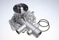 Diesel Engine Water Pump U45017952 With Pulley For MF404