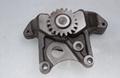 Spare Parts Backhoe Loader Oil Pump 02/201050 4132F056