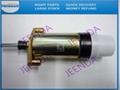 Engine Fuel Stop Solenoid 125-5773 For SR4 3204 3304 3306 3306B 3406B 3406C