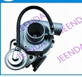 Excavator Spare Parts E325B Turbocharger 115-5853