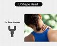 Howin Tissue Massage Gun Deep Muscle Massager Muscle Pain Management after Train
