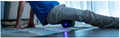 High-Intensity Vibrating Fitness Roller