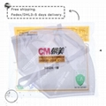 FFP2 KN95 Maschere Dust Masks FDA & CE Approved Disposable Anti Pollution Mask