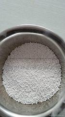Aluminum oxide gel deier