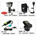 HD 720P WIFI Wireless Endoscope DVR Record video pictures 5