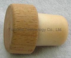 wine cork bottle stopper TBW20