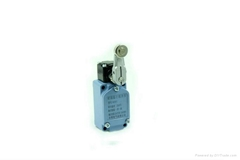 High temperature equipment support limit switch