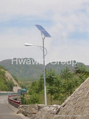 200Wp Solar LED Road Light