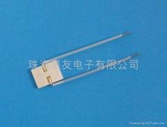 光纤熔融拉锥机用电热片1209