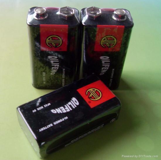 6F22   9V叠层电池 1