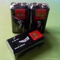 6F22   9V叠层电池