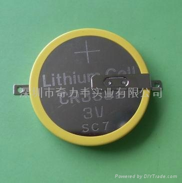 CR3032    3V锂锰电池 1