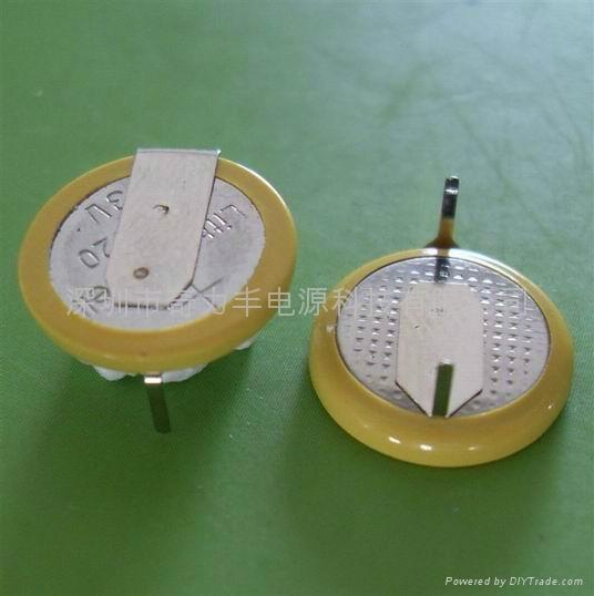 CR1220    3V锂锰电池 2