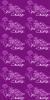 紫紅鏡面不鏽鋼板