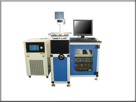 C02激光打标机 1