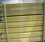 Epoxy/fiberglass rod for composite insulator