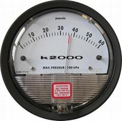 指針式微差壓表K2000型
