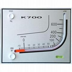 紅油斜管差壓計K700工廠現貨