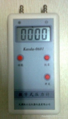 手持式數字壓差計K0601,天津數顯壓差計廠家