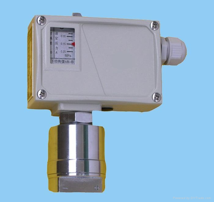 PKC差壓控制器,PKC0.25A1M壓力控制器廠家 1