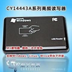 ic卡讀寫器免驅