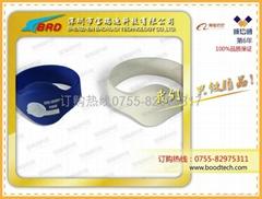 硅胶防水手表卡