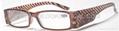 Led light reading glasses