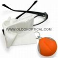鑰匙扣眼鏡清潔布包 3