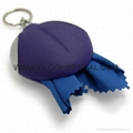 鑰匙扣眼鏡清潔布包 5