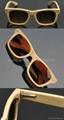 木頭框竹框太陽鏡 4