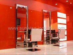 PE coated aluminum composite panels for indoor decoration