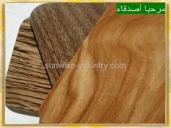 High performance wooden texture aluminum composite panel(pvdf acp)