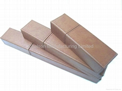 Rectangular two sides slide box