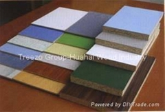Melamine Faced MDF and Particleboard