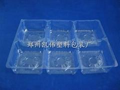 食品托盘吸塑包装