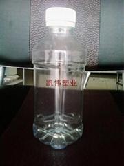 玻璃水瓶透明塑料瓶