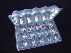 河南塑料雞蛋托盤鄭州吸塑包裝