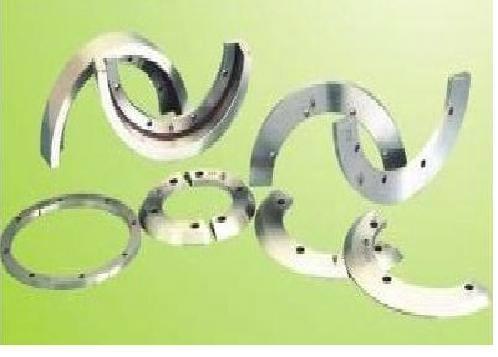 Bottom split slotting knives for martin bobst flexo printing and box machines 1