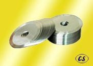 Core cutting knives for eberler log slitting and hose cut machines