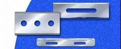 Industrial razor slitter blades for arpeco film foil slitting machines