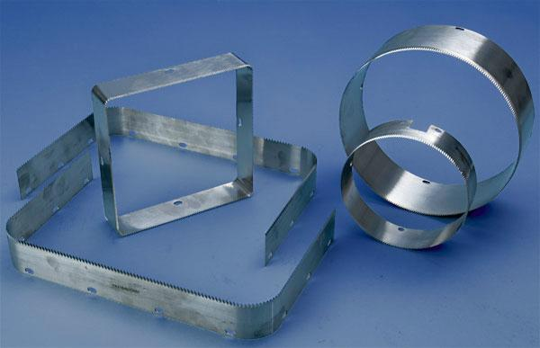 Toothform serrated knives for cryovac flowwrapping packing machines 3