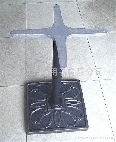 鑄鐵桌腳 1