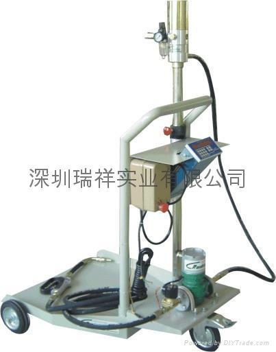 定量潤滑油注油機 1