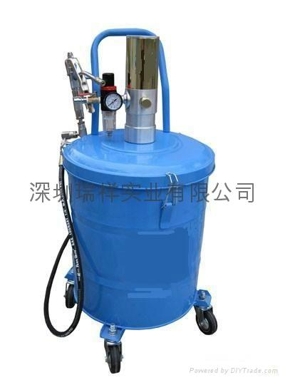 氣動移動式黃油加註套件  2